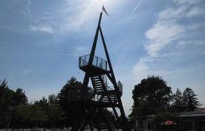 Udsigtstårnet på Marielyst