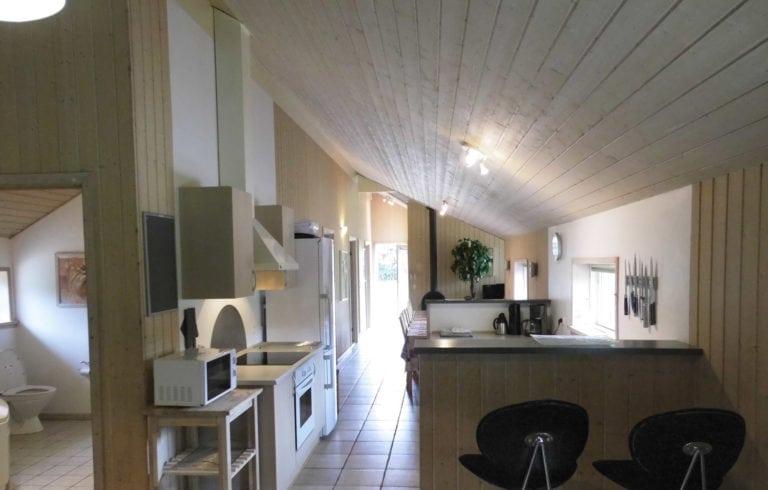 Stort aktivitetshus Marielyst, køkkenet