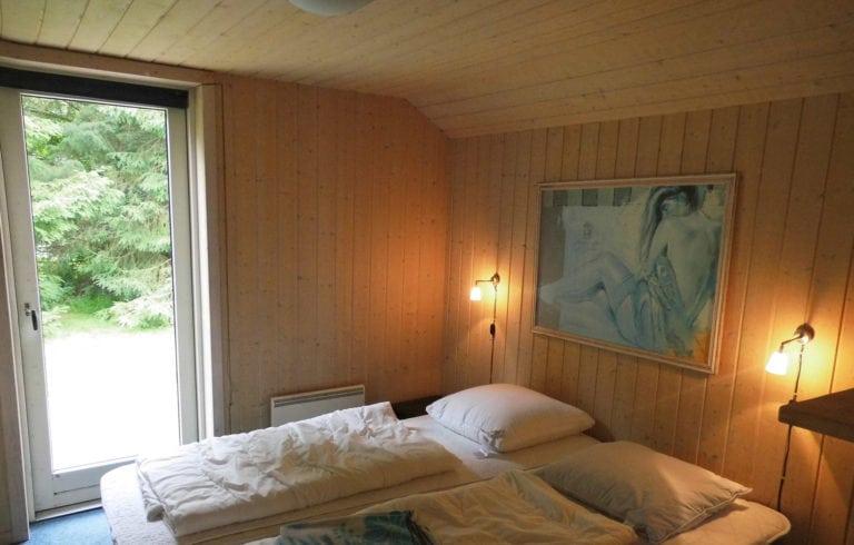 Stort aktivitetshus Marielyst, soveværelse 2 enkeltsenge