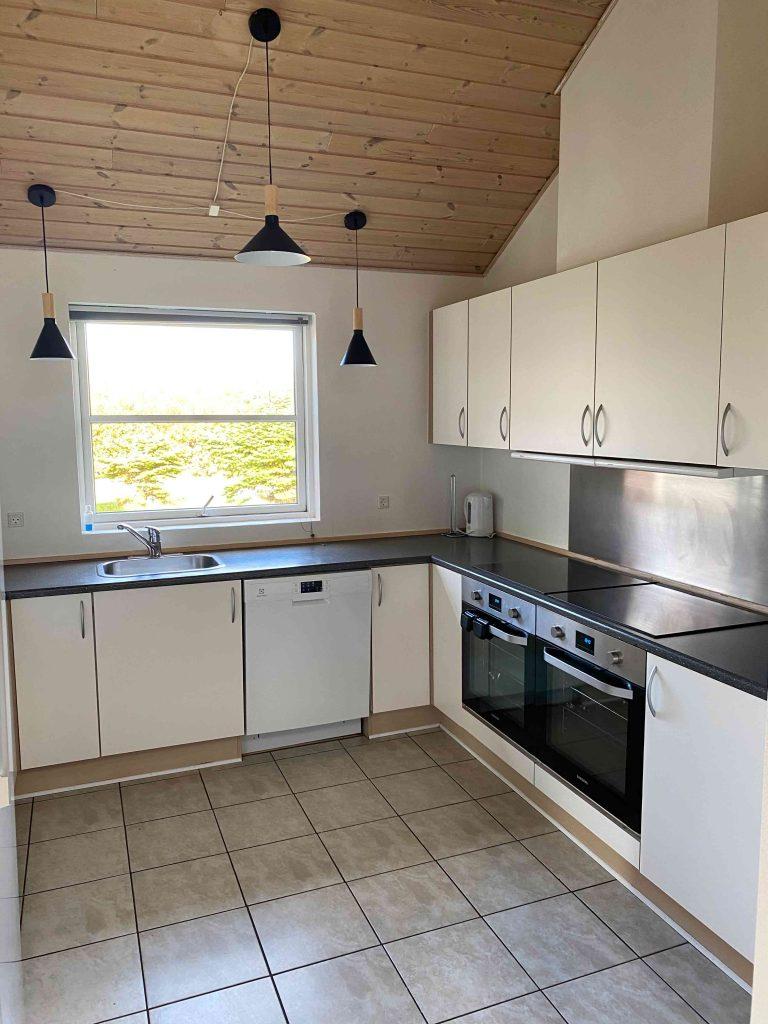 Køkken - Hus 6